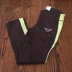 Girls Tuff Rider equestrian pants girls size XS
